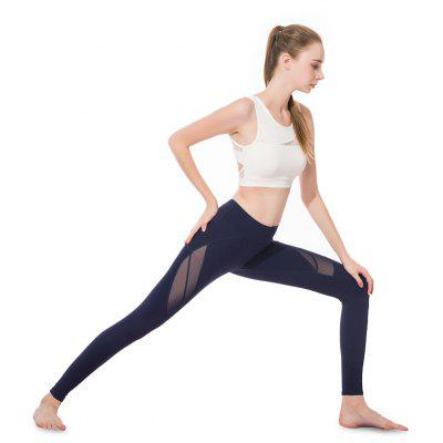 Leisure Tight Breathable Yoga Set for WomenYoga<br>Leisure Tight Breathable Yoga Set for Women<br><br>Features: Anti Sweat, Breathable, High elasticity, Quick Dry<br>Gender: Female<br>Material: Spandex, Polyamide<br>Package Content: 1 x Set<br>Package size: 30.00 x 25.00 x 2.00 cm / 11.81 x 9.84 x 0.79 inches<br>Package weight: 0.4800 kg<br>Product weight: 0.4500 kg