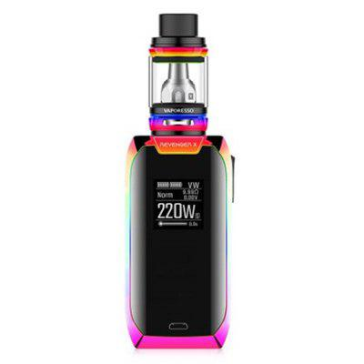 Vaporesso Revenger X 220W TC Kit Colorful
