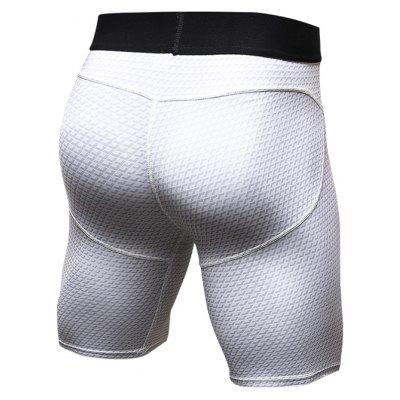 3D Printed Sports Tight Elastic Quick Dry Shorts for MenWeight Lifting Clothes<br>3D Printed Sports Tight Elastic Quick Dry Shorts for Men<br><br>Features: Breathable, High elasticity, Quick Dry<br>Gender: Men<br>Material: Polyester, Spandex<br>Package Content: 1 x Pants<br>Package size: 25.00 x 20.00 x 2.00 cm / 9.84 x 7.87 x 0.79 inches<br>Package weight: 0.1100 kg<br>Product weight: 0.1000 kg<br>Types: Shorts