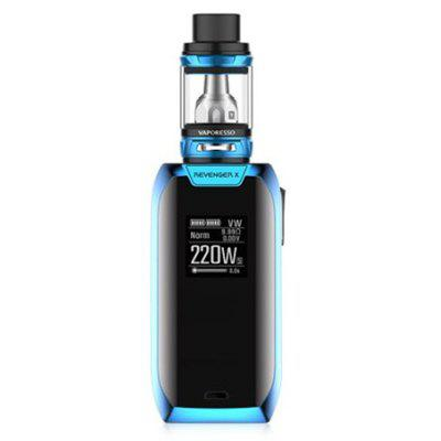 Vaporesso Revenger X 220W TC Kit with NRG Tank - BLUE