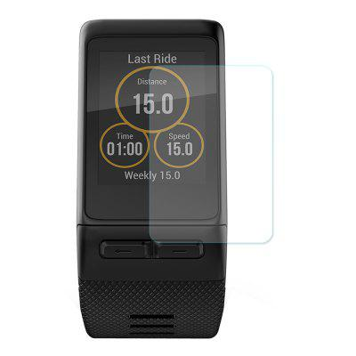 Hat - Prince Tempered Glass Film for Garmin vivoactive HRSmart Watch Accessories<br>Hat - Prince Tempered Glass Film for Garmin vivoactive HR<br><br>Brand: Hat-Prince<br>Material: Tempered Glass<br>Package Contents: 2 x Tempered Glass Screen Protector, 2 x Wet Wipe, 2 x Dust-absorber, 2 x Cleaning Cloth<br>Package size: 9.40 x 7.10 x 2.10 cm / 3.7 x 2.8 x 0.83 inches<br>Package weight: 0.0200 kg<br>Product size: 4.00 x 2.60 x 0.02 cm / 1.57 x 1.02 x 0.01 inches<br>Product weight: 0.0020 kg