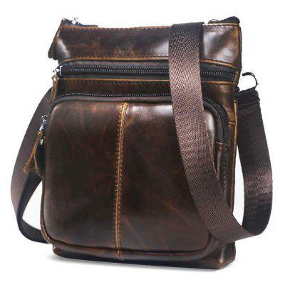 ... BULLCAPTAIN Genuine Leather Shoulder Bag 7b021cbea4d6c