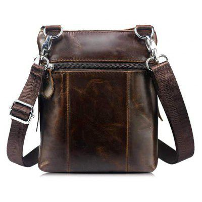 BULLCAPTAIN Genuine Leather Shoulder Bag ... b9f19db27e312