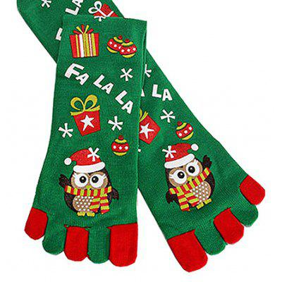 Cute Unisex Christmas Printed Toe SocksMens Socks<br>Cute Unisex Christmas Printed Toe Socks<br><br>Contents: 1 x Pair of Socks<br>Gender: Unisex<br>Material: Cotton, Cotton Blends<br>Package size (L x W x H): 10.00 x 8.00 x 2.00 cm / 3.94 x 3.15 x 0.79 inches<br>Package weight: 0.1200 kg<br>Product weight: 0.1000 kg<br>Style: Casual<br>Type: Socks