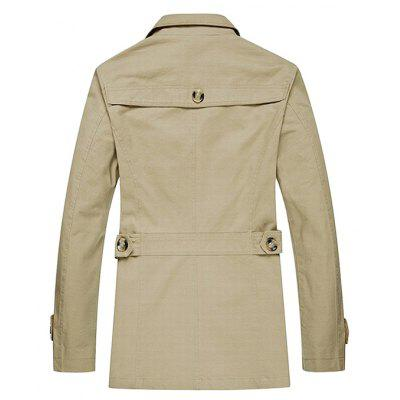 Jeep Rich Male Cotton Pure Color Stand-up Collar JacketMens Jackets &amp; Coats<br>Jeep Rich Male Cotton Pure Color Stand-up Collar Jacket<br><br>Brand: Jeep Rich<br>Closure Type: Single Breasted<br>Clothes Type: Jackets<br>Embellishment: Others<br>Materials: Polyester, Cotton<br>Occasion: Daily Use<br>Package Content: 1 x Jacket<br>Package Dimension: 35.00 x 25.00 x 2.00 cm / 13.78 x 9.84 x 0.79 inches<br>Package weight: 1.0000 kg<br>Pattern Type: Others<br>Product weight: 0.8000 kg<br>Seasons: Autumn,Winter<br>Shirt Length: Regular<br>Sleeve Length: Long Sleeves<br>Style: Fashion, Casual<br>Thickness: Medium thickness