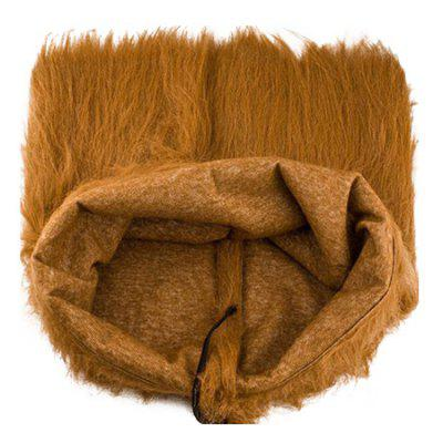 Funny Pet Costumes Lion Mane Tail for DogsDog Clothing &amp; Shoes<br>Funny Pet Costumes Lion Mane Tail for Dogs<br><br>For: Dogs<br>Functions: Adjustable, Cosplay<br>Package Contents: 1 x Lion Mane, 1 x Lion Tail<br>Package size (L x W x H): 28.00 x 28.00 x 3.00 cm / 11.02 x 11.02 x 1.18 inches<br>Package weight: 0.1100 kg<br>Product size (L x W x H): 65.00 x 65.00 x 2.00 cm / 25.59 x 25.59 x 0.79 inches<br>Product weight: 0.1080 kg<br>Type: Wig