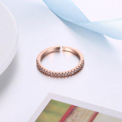 Women Fashionable Exquisite Expandable RingRings<br>Women Fashionable Exquisite Expandable Ring<br><br>Occasions: Casual, Party<br>Package Contents: 1 x Ring<br>Package size (L x W x H): 6.00 x 6.00 x 4.00 cm / 2.36 x 2.36 x 1.57 inches<br>Package weight: 0.0020 kg<br>Product size (L x W x H): 4.00 x 4.00 x 2.00 cm / 1.57 x 1.57 x 0.79 inches<br>Product weight: 0.0018 kg<br>Style: Fashion, Modern<br>Type: Rings