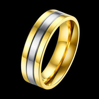 Simple Men Stainless Steel Material RingRings<br>Simple Men Stainless Steel Material Ring<br><br>Package Contents: 1 x Ring<br>Package size (L x W x H): 6.00 x 6.00 x 4.00 cm / 2.36 x 2.36 x 1.57 inches<br>Package weight: 0.0250 kg<br>Product weight: 0.0046 kg