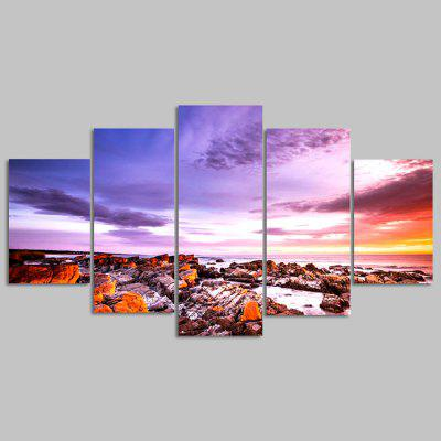Buy COLORMIX YSDAFEN ny 141 Canvas Print Home Decorative Picture for $55.37 in GearBest store