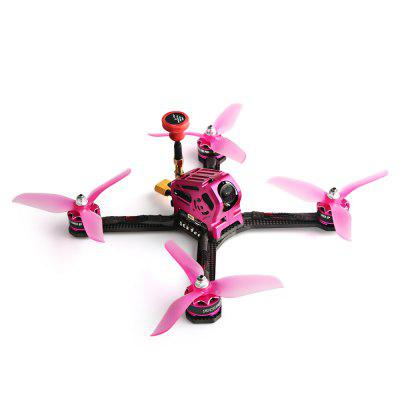 FuriBee GT 220MM Fire Dancer FPV Racing DroneBrushless FPV Racer<br>FuriBee GT 220MM Fire Dancer FPV Racing Drone<br><br>Brand: FuriBee<br>Burst Current: 4 x 40A<br>Continuous Current: 4 x 35A<br>Firmware: BLHeli-S<br>Flight Controller Type: F4<br>Functions: Oneshot125, Oneshot42, DShot600, DShot300, DShot150, Multishot<br>Input Voltage: 2 - 6S<br>KV: 2750<br>Maximum Thrust: 2kg / piece<br>Model: 2306<br>Motor Type: Brushless Motor<br>Package Contents: 1 x Drone, 1 x Battery Strap<br>Package size (L x W x H): 27.00 x 23.00 x 9.30 cm / 10.63 x 9.06 x 3.66 inches<br>Package weight: 0.5860 kg<br>Product size (L x W x H): 18.00 x 18.00 x 10.00 cm / 7.09 x 7.09 x 3.94 inches<br>Product weight: 0.3270 kg<br>Sensor: CCD<br>Type: Frame Kit<br>Version: BNF<br>Video Resolution: 960H FPV / 1080P video recording