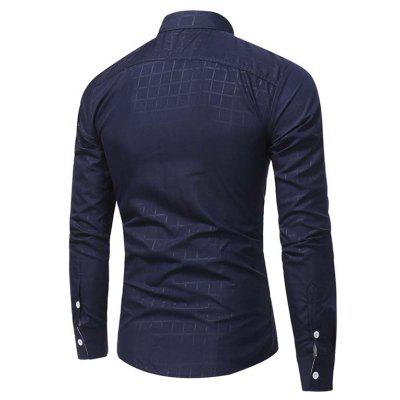 WSGYJ Male Trendy Simple ShirtMens Shirts<br>WSGYJ Male Trendy Simple Shirt<br><br>Brand: WSGYJ<br>Package Contents: 1 x Shirt<br>Package size: 40.00 x 30.00 x 4.00 cm / 15.75 x 11.81 x 1.57 inches<br>Package weight: 0.3200 kg<br>Product weight: 0.3000 kg