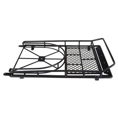 Metal Luggage Rack with Spare Tire Clip luggage rack
