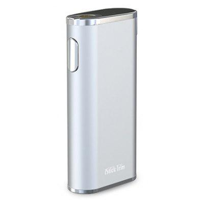 Buy SILVER Eleaf iStick Trim Mod with 1800mAh for $20.39 in GearBest store