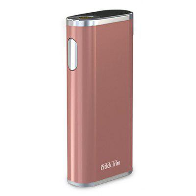 Buy ROSE GOLD Eleaf iStick Trim Mod with 1800mAh for $20.39 in GearBest store