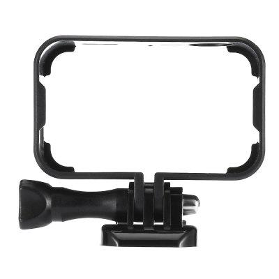 Standard Frame Mount for Xiaomi Mijia Camera MiniAction Cameras &amp; Sport DV Accessories<br>Standard Frame Mount for Xiaomi Mijia Camera Mini<br><br>Accessory type: Frame<br>Apply to Brand: Xiaomi<br>Package Contents: 1 x Frame, 1 x Screw, 1 x Base Mount<br>Package size (L x W x H): 9.00 x 5.50 x 7.60 cm / 3.54 x 2.17 x 2.99 inches<br>Package weight: 0.0340 kg<br>Product size (L x W x H): 8.00 x 4.50 x 6.60 cm / 3.15 x 1.77 x 2.6 inches<br>Product weight: 0.0300 kg