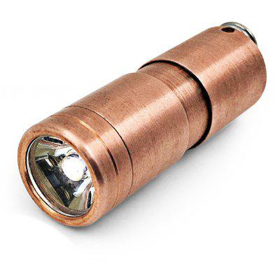 D.Q.G Hobi PLUS Ti CREE XPG2 USB Powered Mini LED Flashlight