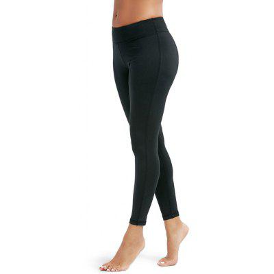 Female Breathable Sweat Absorption Yoga Training Pants