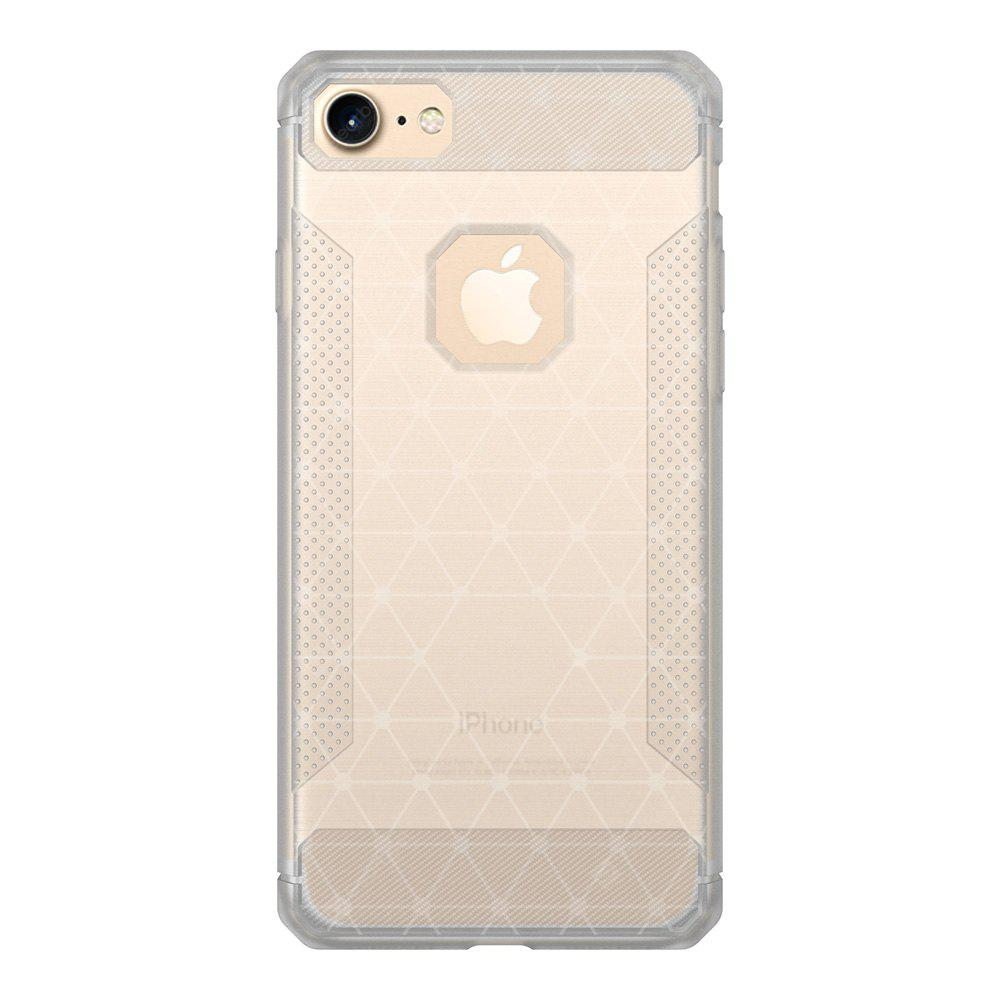 Slim Semitransparent Style Colored TPU Case for iPhone 6 / 6S