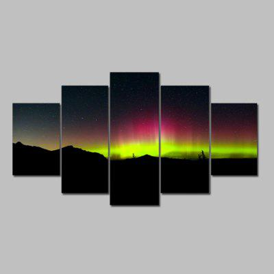 Buy COLORMIX YSDAFEN ny 146 Landscape Canvas Print Decorative Picture for $55.37 in GearBest store