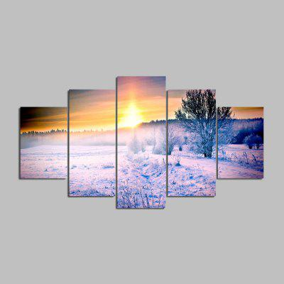 Buy COLORMIX YSDAFEN ny 144 Fadeless Canvas Print Decorative Picture for $55.37 in GearBest store