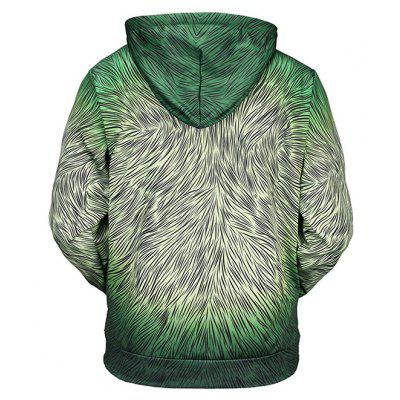 Gorilla Printing Hoodie SweatshirtMens Hoodies &amp; Sweatshirts<br>Gorilla Printing Hoodie Sweatshirt<br><br>Clothes Type: Hoodie<br>Material: Polyester, Spandex<br>Occasion: Casual<br>Package Contents: 1 x Sweatshirt<br>Package size: 38.00 x 30.00 x 2.00 cm / 14.96 x 11.81 x 0.79 inches<br>Package weight: 0.4800 kg<br>Product weight: 0.4500 kg<br>Style: Casual<br>Thickness: Regular