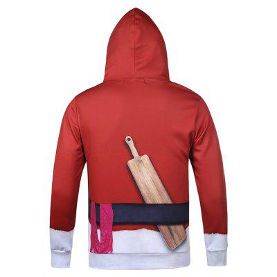 Creative 3D Printing Christmas Hoodie SweatshirtMens Hoodies &amp; Sweatshirts<br>Creative 3D Printing Christmas Hoodie Sweatshirt<br><br>Clothes Type: Hoodie<br>Material: Polyester, Spandex<br>Occasion: Casual<br>Package Contents: 1 x Sweatshirt<br>Package size: 38.00 x 30.00 x 2.00 cm / 14.96 x 11.81 x 0.79 inches<br>Package weight: 0.4800 kg<br>Product weight: 0.4500 kg<br>Style: Casual<br>Thickness: Regular