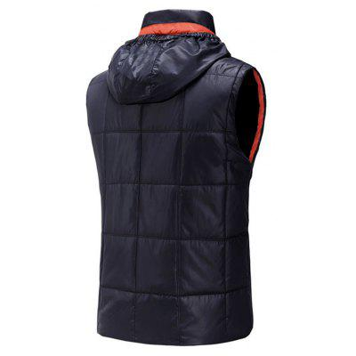 Jeep Rich Slim Fit Padded VestWaistcoats<br>Jeep Rich Slim Fit Padded Vest<br><br>Brand: Jeep Rich<br>Closure Type: Zipper<br>Material: Polyester<br>Occasion: Casual<br>Package Contents: 1 x Vest<br>Package size: 41.00 x 64.00 x 1.50 cm / 16.14 x 25.2 x 0.59 inches<br>Package weight: 0.6500 kg<br>Product weight: 0.6000 kg<br>Style: Casual<br>Thickness: Thick