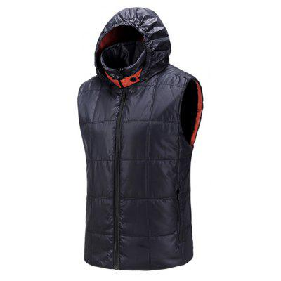 Jeep Rich Slim Fit Padded Vest