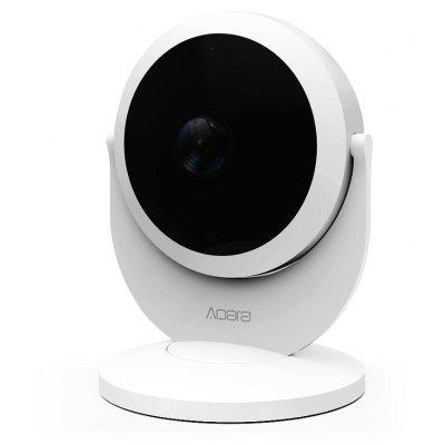 Xiaomi Mijia Aqara Smart IP Camera Linkage Alarm 1080P HD - WHITE