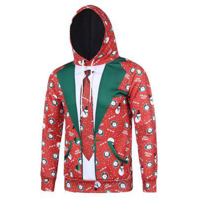 Casual Christmas 3D Printing Hoodie SweatshirtMens Hoodies &amp; Sweatshirts<br>Casual Christmas 3D Printing Hoodie Sweatshirt<br><br>Clothes Type: Hoodie,Sweatshirt<br>Material: Polyester, Spandex<br>Occasion: Casual<br>Package Contents: 1 x Sweatshirt<br>Package size: 38.00 x 30.00 x 2.00 cm / 14.96 x 11.81 x 0.79 inches<br>Package weight: 0.4800 kg<br>Product weight: 0.4500 kg<br>Style: Casual