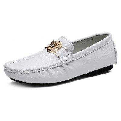Male Trendy Soft Crocodile Lightweight Casual Oxford ShoesMen's Oxford<br>Male Trendy Soft Crocodile Lightweight Casual Oxford Shoes<br><br>Closure Type: Buckle Strap, Slip-On<br>Contents: 1 x Pair of Shoes, 1 x Box, 1 x Dustproof Paper<br>Function: Slip Resistant<br>Materials: Leather, Rubber<br>Occasion: Party, Tea Party, Shopping, Office, Holiday, Dress, Casual, Daily<br>Outsole Material: Rubber<br>Package Size ( L x W x H ): 33.00 x 22.00 x 11.00 cm / 12.99 x 8.66 x 4.33 inches<br>Package Weights: 0.85kg<br>Pattern Type: Solid<br>Seasons: Autumn,Spring<br>Style: Modern, Leisure, Fashion, Comfortable, Casual, Business<br>Toe Shape: Round Toe<br>Type: Casual Leather Shoes<br>Upper Material: Leather