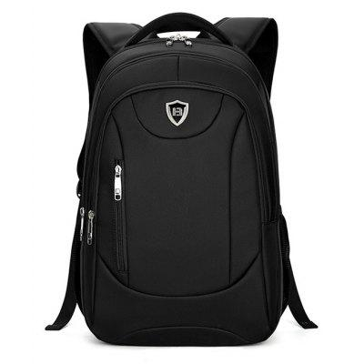 Men Water-resistant Large Capacity BackpackBackpacks<br>Men Water-resistant Large Capacity Backpack<br><br>Features: Wearable<br>Gender: Men<br>Material: Polyester, Oxford Fabric<br>Package Size(L x W x H): 29.00 x 4.00 x 49.00 cm / 11.42 x 1.57 x 19.29 inches<br>Package weight: 0.9900 kg<br>Packing List: 1 x Backpack<br>Product weight: 0.9700 kg<br>Style: Fashion, Casual<br>Type: Backpacks