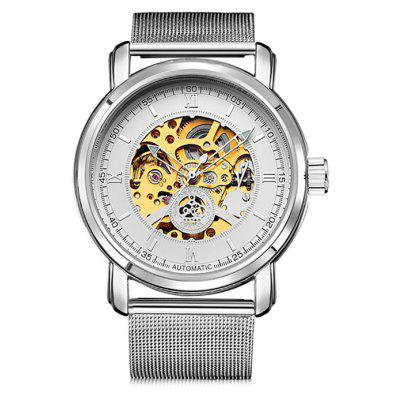 MG.ORKINA ORK1093 Stainless Steel Mesh Band Men Watch
