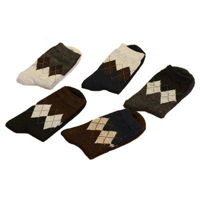 5 Paired Men Warm Business SocksMens Socks<br>5 Paired Men Warm Business Socks<br><br>Contents: 5 x Pair of Socks<br>Gender: Men<br>Material: Wool<br>Package size (L x W x H): 25.00 x 4.00 x 7.00 cm / 9.84 x 1.57 x 2.76 inches<br>Package weight: 0.0250 kg<br>Product weight: 0.0200 kg<br>Style: Casual<br>Type: Socks