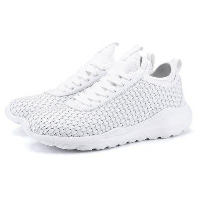 Fashionable Breathable Men Running Sneakers