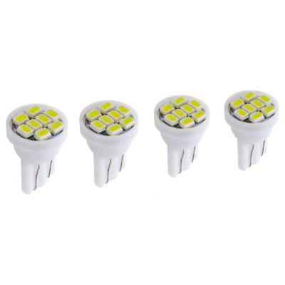 T10 SMD3528 8 LEDs High-quality Car Clearance Light 4pcs