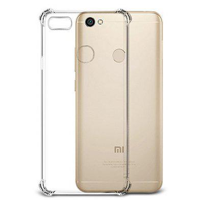 LeeHUR TPU Back Cover Case for Xiaomi Redmi Note 5A