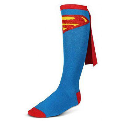 Pair of Adult Knee High Cape Sports Long Socks