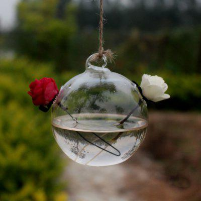 Plant Terrariums Hydroponic Ball Shape Hanging Vase