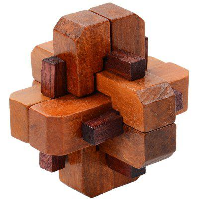 Puzzle Toy Kong Ming / Luban Lock 3PCS