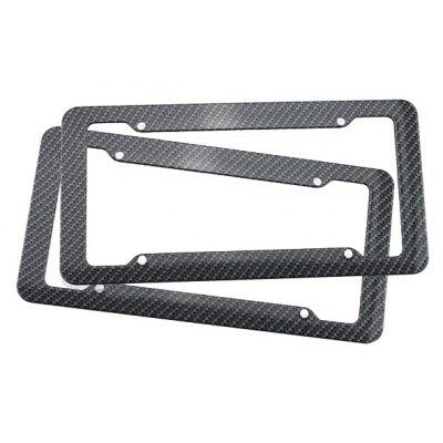 IZTOSS AP2863 License Plate Frame Holder 2PCS