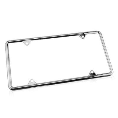 IZTOSS AP2862 Anti-rust License Plate Frame HolderOther  Motorcycle Accessories<br>IZTOSS AP2862 Anti-rust License Plate Frame Holder<br><br>Applicable Motorcycle Brand: Universal<br>Brand: IZTOSS<br>Material: Stainless Steel<br>Package Contents: 1 x License Plate Frame Holder<br>Package size (L x W x H): 32.00 x 17.00 x 1.50 cm / 12.6 x 6.69 x 0.59 inches<br>Package weight: 0.1390 kg<br>Product size (L x W x H): 30.70 x 15.70 x 0.50 cm / 12.09 x 6.18 x 0.2 inches<br>Product weight: 0.1290 kg