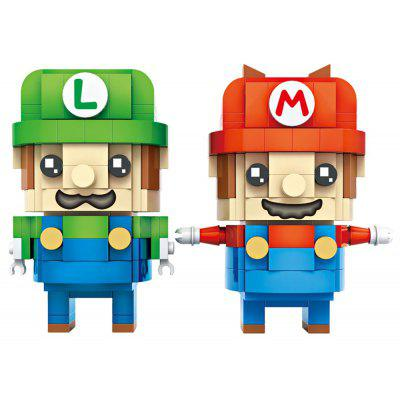 LOZ Game Character Building Block for Children