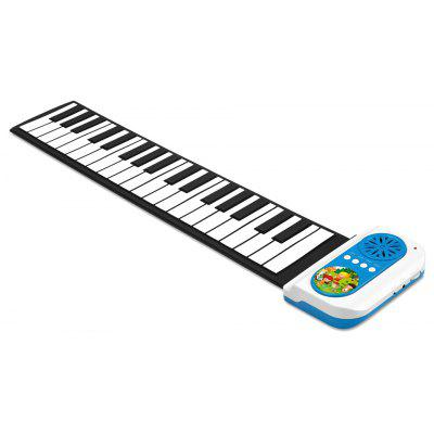 S2037 Portable 37 key Hand Roll Piano for Children