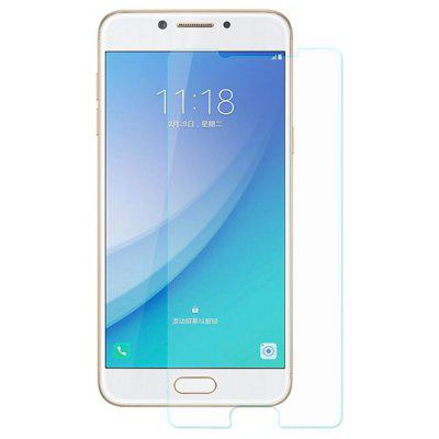 ENKAY Premium Tempered Glass Film for Samsung Galaxy C5 Pro