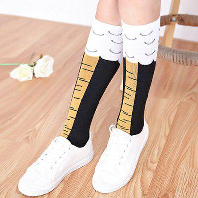 Pair of Adult Knee High Cape Long SocksWomens Socks &amp; Hosieries<br>Pair of Adult Knee High Cape Long Socks<br><br>Available Size: Women size for ages 14 and up<br>Gender: Women<br>Package Content: 1 x Pair of Socks<br>Package size: 10.00 x 5.00 x 5.00 cm / 3.94 x 1.97 x 1.97 inches<br>Package weight: 0.0950 kg<br>Product size: 20.00 x 8.00 x 38.00 cm / 7.87 x 3.15 x 14.96 inches<br>Product weight: 0.0750 kg<br>Size: One Size