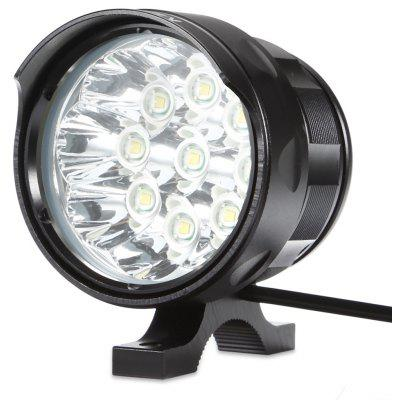 Marsing E9 x T6 Waterproof Bicycle Front Light