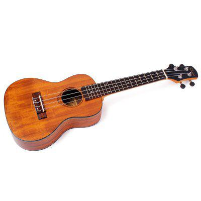 Homeland 24 inch 4-string Hawaii Acacia Ukulele Acoustic GuitarGuitar<br>Homeland 24 inch 4-string Hawaii Acacia Ukulele Acoustic Guitar<br><br>Brand: Homeland<br>Jean Body Material: Acacia mangium<br>Package Contents: 1 x Ukulele, 1 x Bag, 2 x Pick, 1 x Clean Cloth, 1 x Random Color Sand Shaker Hammer<br>Package size: 67.00 x 24.20 x 10.00 cm / 26.38 x 9.53 x 3.94 inches<br>Package weight: 0.8020 kg<br>Product size: 61.30 x 21.00 x 8.10 cm / 24.13 x 8.27 x 3.19 inches<br>Prouduct Weight: 0.5220 kg<br>Refers to the Material: Acacia mangium, Rosewood, Ox Bone, Nylon, Mahogany, Cupronickel<br>Taste: 24<br>The Back and Sides Material: Acacia mangium<br>Type: Ukulele