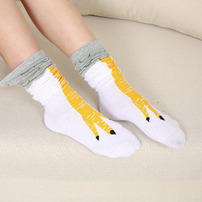 Pair of Adult Knee High Cape Long SocksSocks<br>Pair of Adult Knee High Cape Long Socks<br><br>Available Size: Women size for ages 14 and up<br>Gender: Women<br>Package Content: 1 x Pair of Socks<br>Package size: 10.00 x 5.00 x 5.00 cm / 3.94 x 1.97 x 1.97 inches<br>Package weight: 0.0950 kg<br>Product size: 20.00 x 8.00 x 55.00 cm / 7.87 x 3.15 x 21.65 inches<br>Product weight: 0.0750 kg<br>Size: One Size
