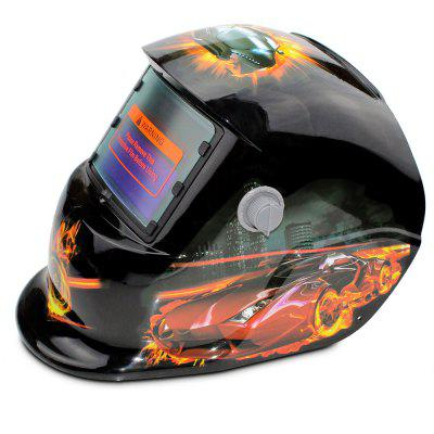 Cool Design Automatic Darkening Electrical Welding Helmet